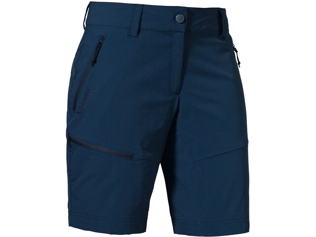 Schöffel Toblach2 Pantalones cortos Mujer, dress blues